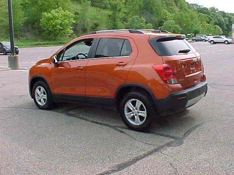2015 Chevrolet Trax AWD LT 4dr Crossover - Pittsburgh PA