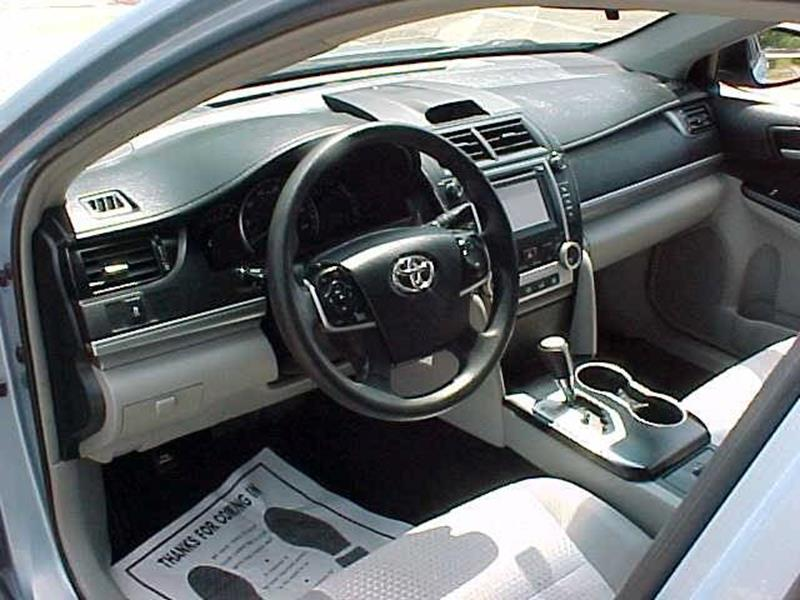 2012 Toyota Camry LE 4dr Sedan - Pittsburgh PA