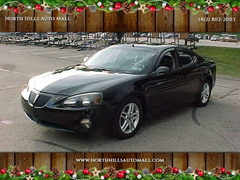 2005 Pontiac Grand Prix for sale in Pittsburgh, PA