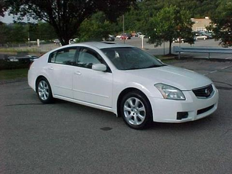 2007 Nissan Maxima for sale at North Hills Auto Mall in Pittsburgh PA