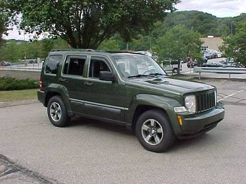 2008 Jeep Liberty for sale in Pittsburgh, PA