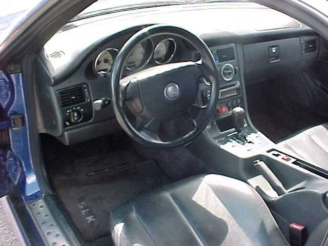 1999 Mercedes-Benz Slk SLK 230 Supercharged 2dr Convertible