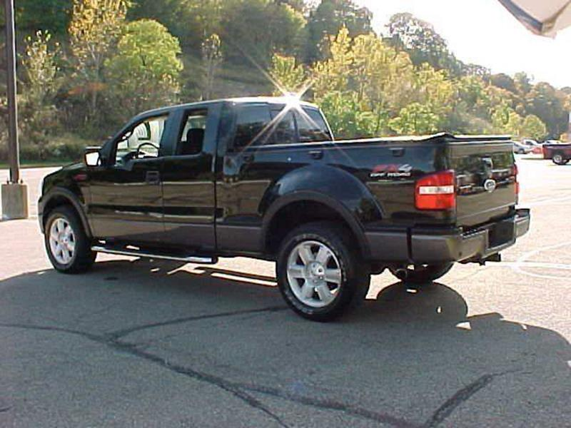 2006 Ford F-150 FX4 4dr SuperCab 4WD Flareside 6.5 ft. SB - Pittsburgh PA