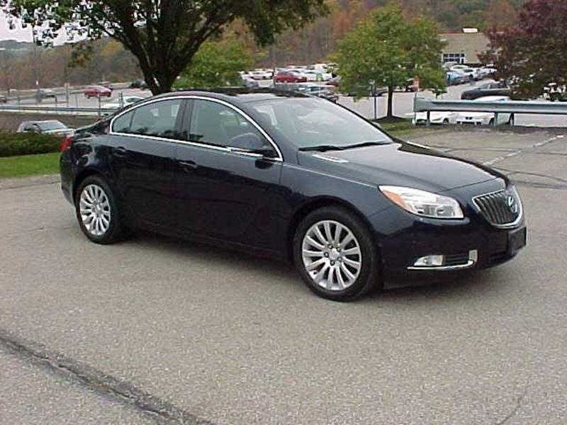 2012 Buick Regal 4dr Sedan - Pittsburgh PA