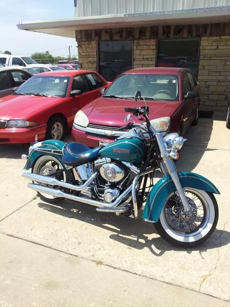 2006 Harley-Davidson Softtail Custom