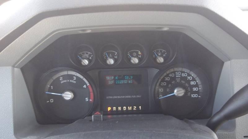 2011 Ford F-550 Super Duty