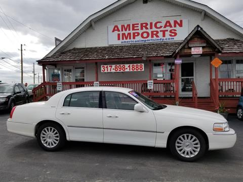 Used 2003 Lincoln Town Car For Sale In Hutchinson Ks Carsforsale Com