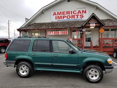 1999 Ford Explorer for sale in Indianapolis, IN
