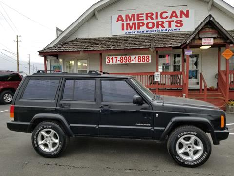 2001 Jeep Cherokee for sale in Indianapolis, IN