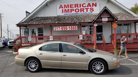 2002 Chrysler 300M for sale in Indianapolis, IN
