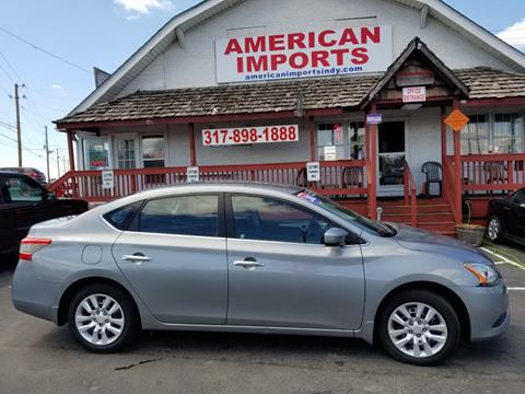 2013 Nissan Sentra for sale in Indianapolis, IN