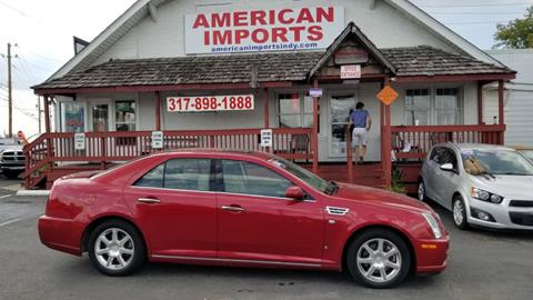 2008 Cadillac STS for sale in Indianapolis, IN