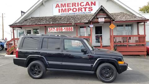 2007 Jeep Commander for sale in Indianapolis, IN