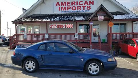 1999 Ford Mustang for sale in Indianapolis, IN