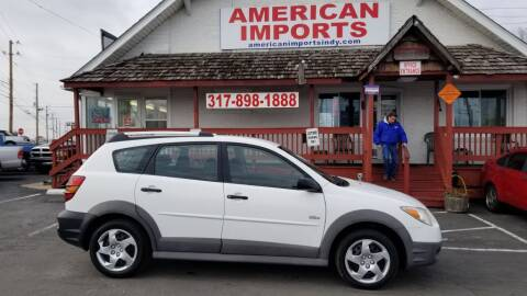 2007 Pontiac Vibe for sale in Indianapolis, IN