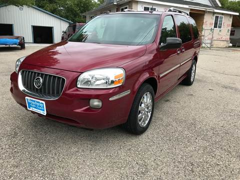 2005 Buick Terraza For Sale In Hartford Wi