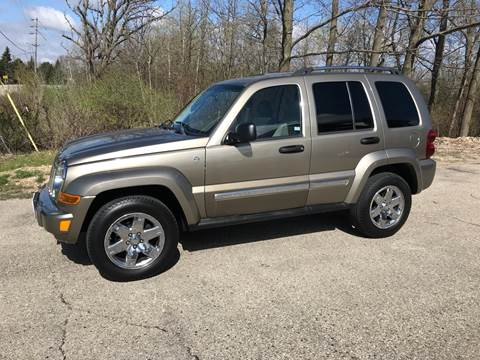 2006 Jeep Liberty for sale in Hartford, WI