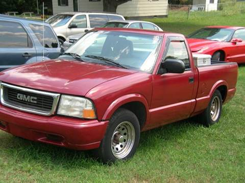 1998 GMC Sonoma for sale in Shelby, NC
