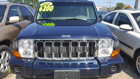 2006 Jeep Commander for sale in Warren, MI