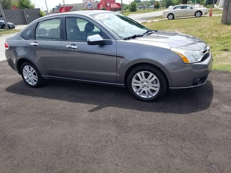 2011 Ford Focus Sel 4dr Sedan In Warren Mi Jma Auto Sales Inc