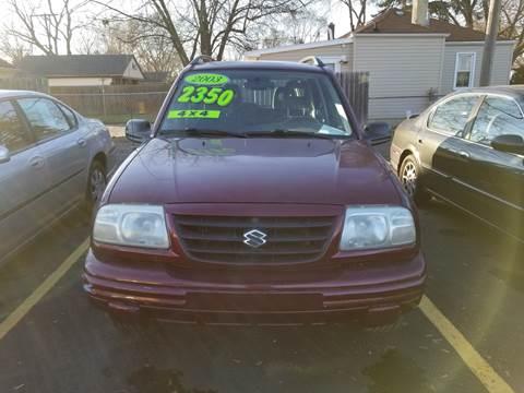 2003 Suzuki Vitara for sale in Warren, MI