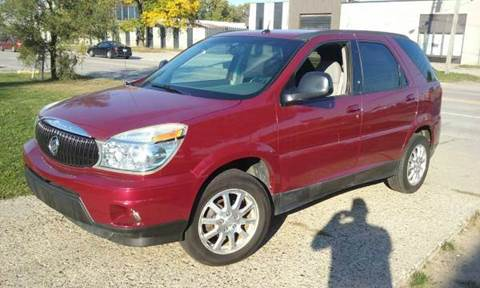 2006 buick rendezvous for sale in warren mi. Cars Review. Best American Auto & Cars Review