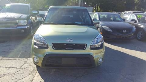 2013 Kia Soul for sale in Warren, MI