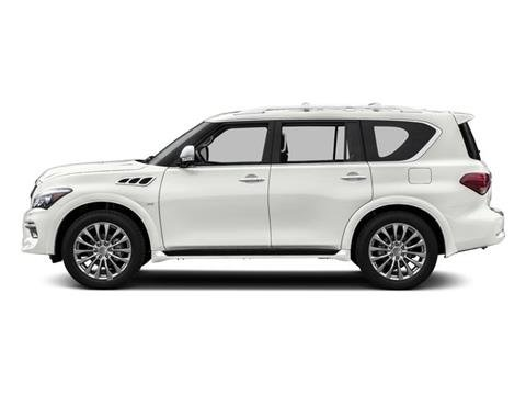 2015 Infiniti QX80 for sale in Fife, WA