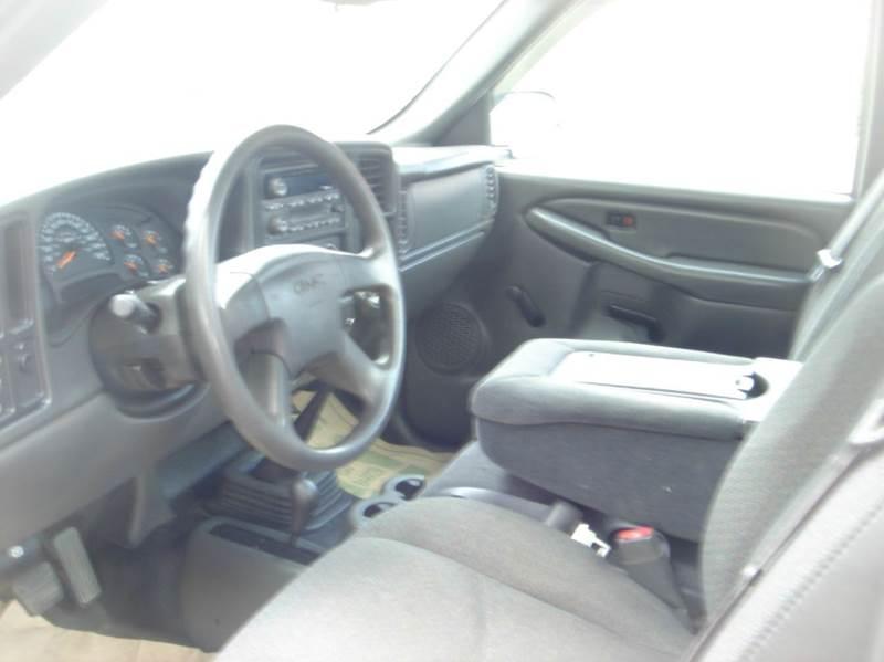 2007 GMC Sierra 1500 Work Truck 2dr Regular Cab 4WD 8 ft. LB - Herkimer NY