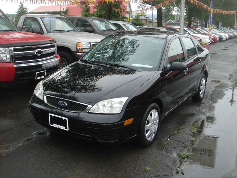 2007 Ford Focus ZX4 S 4dr Sedan - Herkimer NY