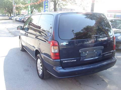 2005 Chevrolet Venture