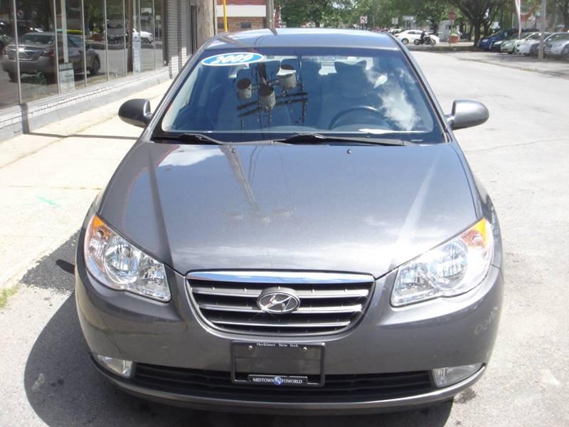 2009 Hyundai Elantra GLS 4dr Sedan - Herkimer NY