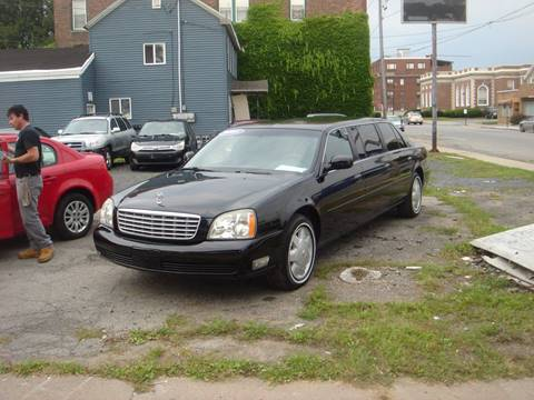 2005 Cadillac Deville Professional for sale in Herkimer, NY