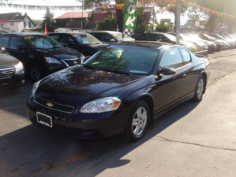 2007 Chevrolet Monte Carlo for sale in Herkimer, NY