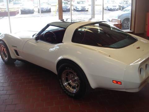 1982 Chevrolet Corvette for sale in Herkimer, NY