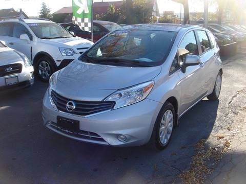 2014 Nissan Versa Note for sale in Herkimer, NY