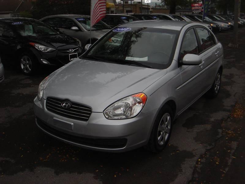 2011 Hyundai Accent Gls 4dr Sedan In Herkimer Ny Midtown