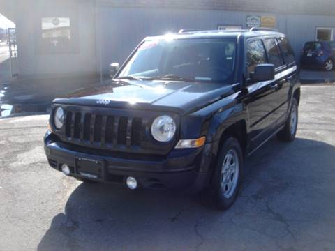 2013 Jeep Patriot for sale in Herkimer, NY