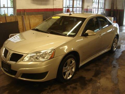 2009 Pontiac G6 for sale in Herkimer, NY