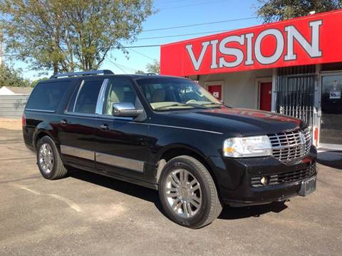 2010 Lincoln Navigator L for sale in Amarillo, TX