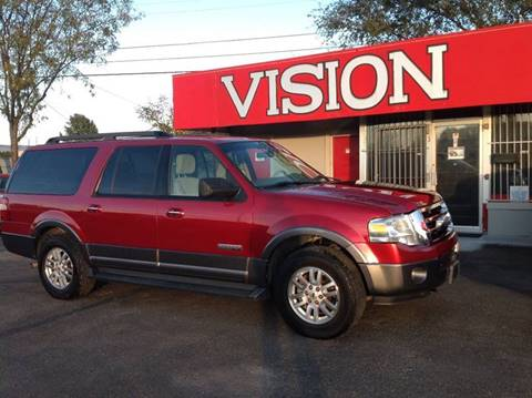 2007 Ford Expedition EL for sale in Amarillo, TX