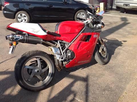 2001 Ducati 996 for sale in Amarillo, TX