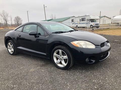 2007 Mitsubishi Eclipse for sale in Lexington, MI