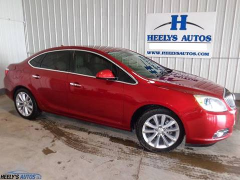 2014 Buick Verano for sale at Heely's Autos in Lexington MI
