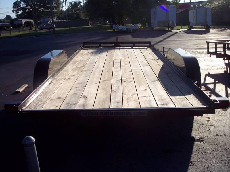 2017 Gatormade 18' Car Hauler/Utility Trailer  - Maryville TN