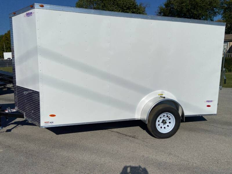 2021 Freedom 6 x 12 Single Axle  - Maryville TN