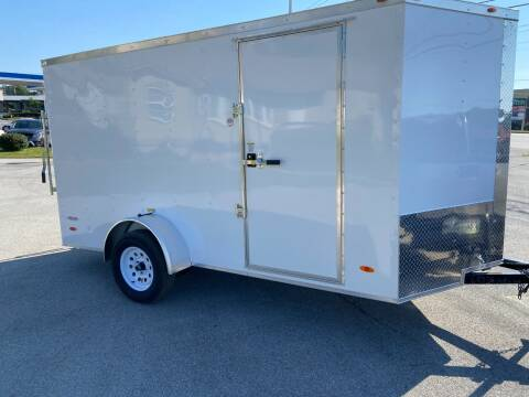 2021 Freedom 6 x 12 Single Axle