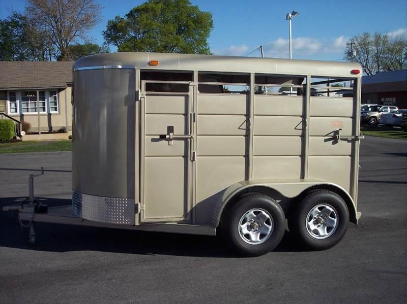2016 Calico 2 Horse Slant  - Maryville TN