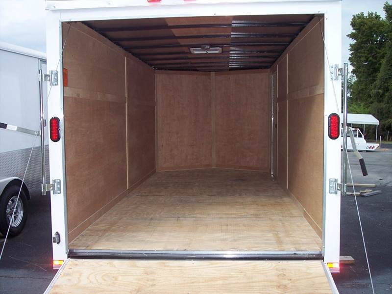 2017 Freedom 7 X 16 Tandem Axle Cargo  - Maryville TN