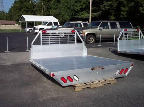 2017 Aluma Truck Bed
